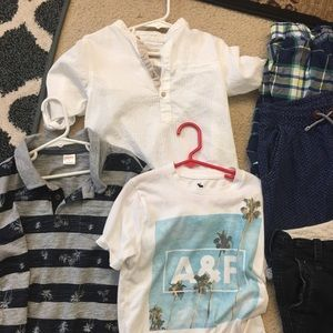 Set for boy from 7-8 years